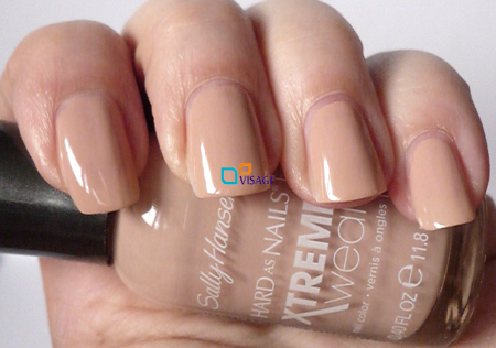 sally hansen xtreme wear bare it all 105 lakiery do