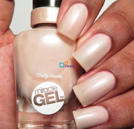 sally hansen miracle gel nr 610 cream of the crop