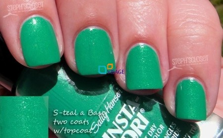 Sally Hansen Insta Dri S-teal A Base