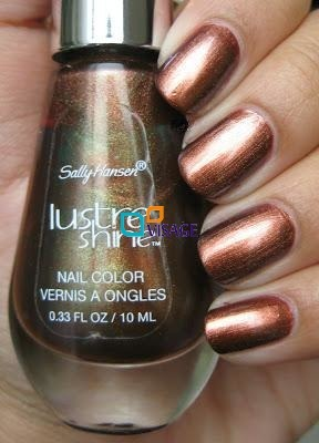 Sally Hansen Lustre Shine Copperhead