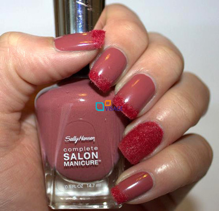 Sally Hansen Salon Complete Enchante!