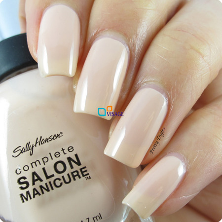 Sally Hansen Salon Complete Peachy Keen