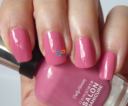 Sally Hansen Salon Complete Rosy Outlook