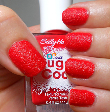Sally Hansen Sugar Coat Cherry Drop