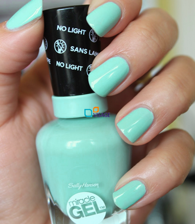 sally hansen miracle gel nr 240 birthday girl lakiery do