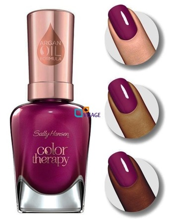 Sally Hansen Color Therapy lakier Berry Me? nr 515