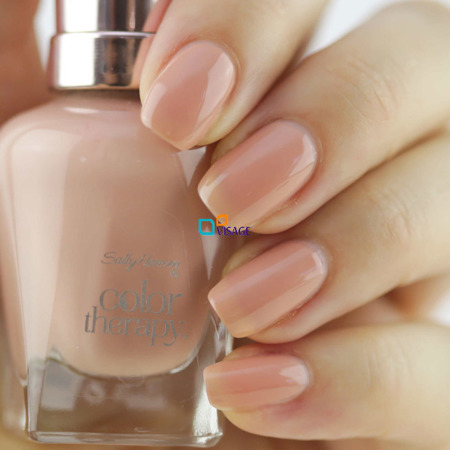 Sally Hansen Color Therapy lakier Blushed Petal nr 190