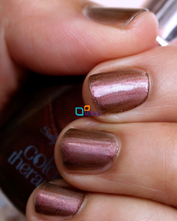 Sally Hansen Color Therapy lakier Bronze Reflection nr 520