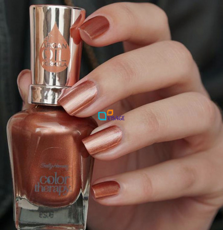 Sally Hansen Color Therapy lakier Burnished Bronze nr 194