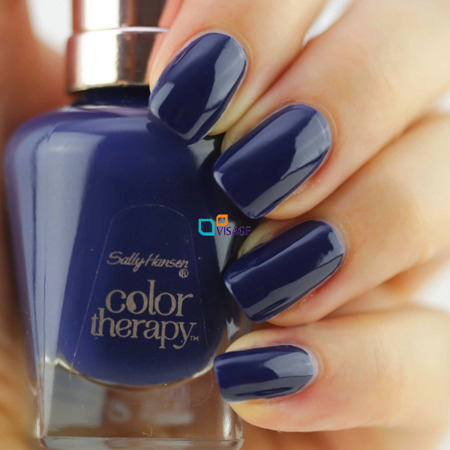 Sally Hansen Color Therapy lakier Good as Blue nr 420