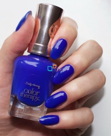 Sally Hansen Color Therapy lakier Ja-cozy nr 440
