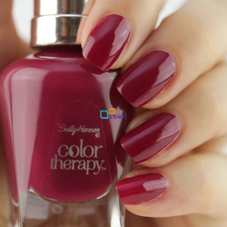 Sally Hansen Color Therapy lakier Ohm My Magenta nr 380