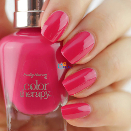Sally Hansen Color Therapy lakier Pampered in Pink nr 290