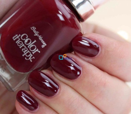 Sally Hansen Color Therapy lakier Red Red Wine nr 512