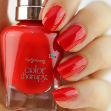 Sally Hansen Color Therapy lakier Red-iande nr 340