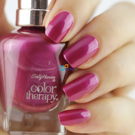 Sally Hansen Color Therapy lakier Robes and Rose nr 280