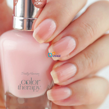 Sally Hansen Color Therapy lakier Rosy Quartz nr 220
