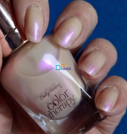 Sally Hansen Color Therapy lakier Shimmering Heart nr 514