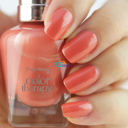 Sally Hansen Color Therapy lakier Soak at Sunset nr 300