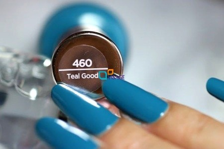 Sally Hansen Color Therapy lakier Teal Good nr 460