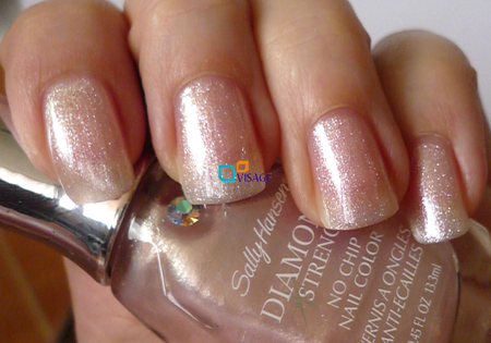 Sally Hansen Diamond Strength High Shineciety