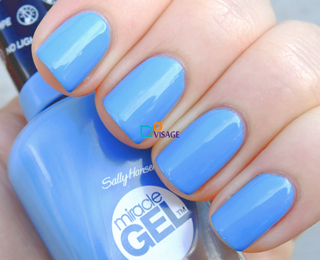 Sally Hansen Miracle Gel DUO Kolor Sugar Fix nr 370 + Top 101