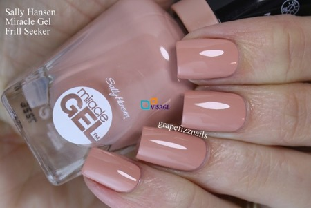 Sally Hansen Miracle Gel Frill Seeker 184