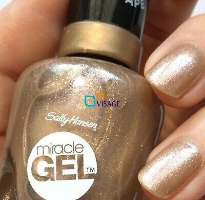Sally Hansen Miracle Gel Lakier Feeling Gelt-y 153