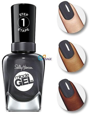 Sally Hansen Miracle Gel Lakier Stilettos Stud 839