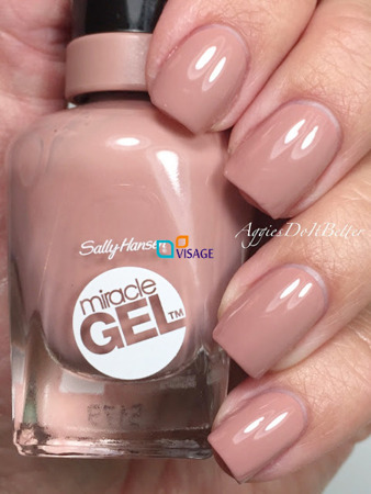 Sally Hansen Miracle Gel nr 032 Nude-ly Weds