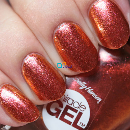 Sally Hansen Miracle Gel nr 052 Sundown Socialite
