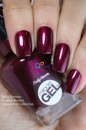 Sally Hansen Miracle Gel nr 063 Frosted Berries