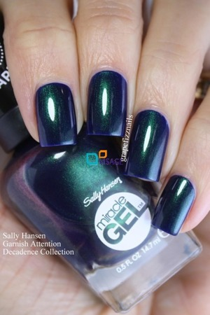 Sally Hansen Miracle Gel nr 065 Garnish Attention