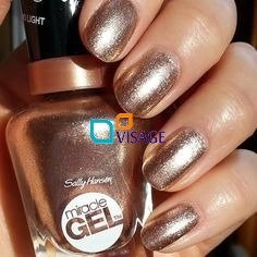 Sally Hansen Miracle Gel nr 151 Bronze Effect