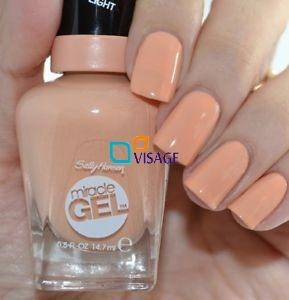 Sally Hansen Miracle Gel nr 163 Tangerine Sunrise