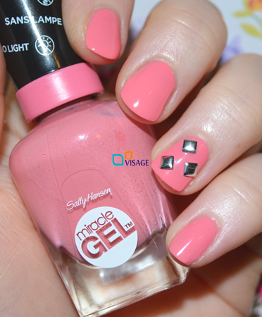 Sally Hansen Miracle Gel nr 190 Pinky Rings