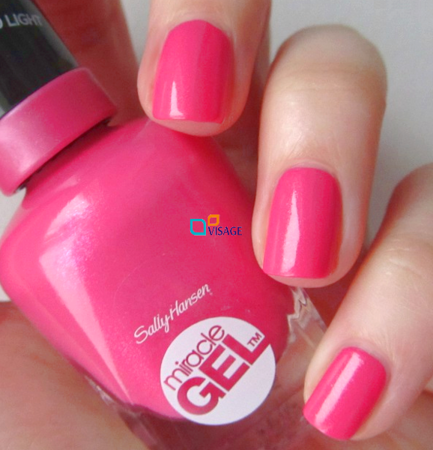 Sally Hansen Miracle Gel nr 200 Pink Up