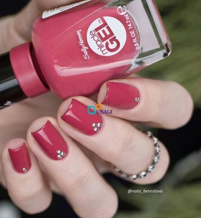 Sally Hansen Miracle Gel nr 256 Proper P-rose
