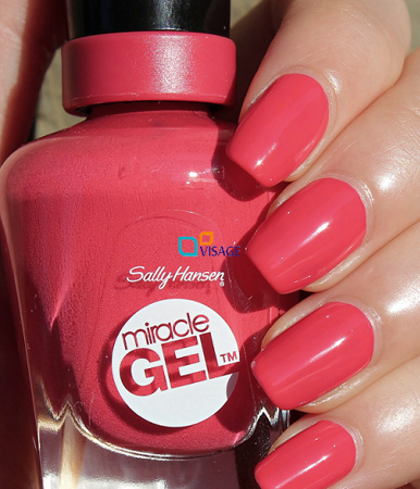 Sally Hansen Miracle Gel nr 330 Redgy