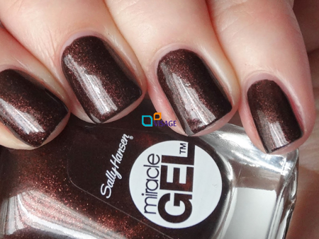 Sally Hansen Miracle Gel nr 560 Spiceage