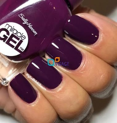 Sally Hansen Miracle Gel nr 572 Wild For Violet