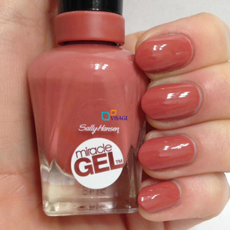 Sally Hansen Miracle Gel nr 650 Per-Suede