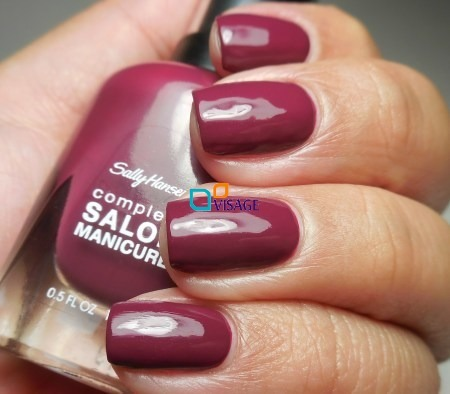 Sally Hansen Salon Complete Berry Fancy nr 809