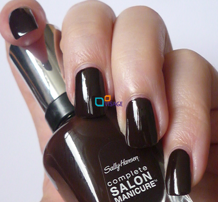 Sally Hansen Salon Complete Cinnamon 830