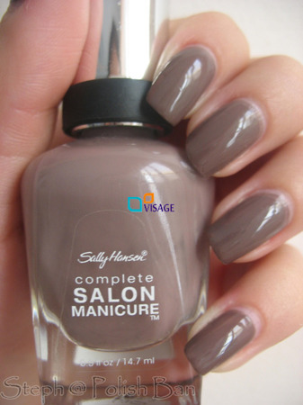Sally Hansen Salon Complete Commander In Chic