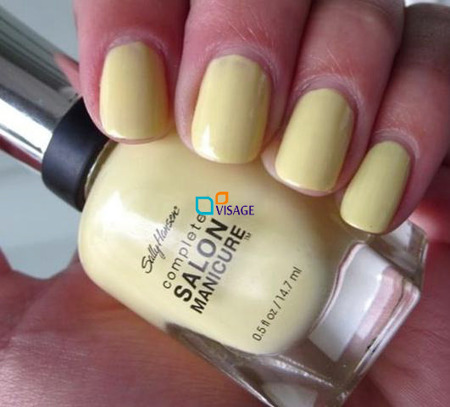 Sally Hansen Salon Complete Mum's The World