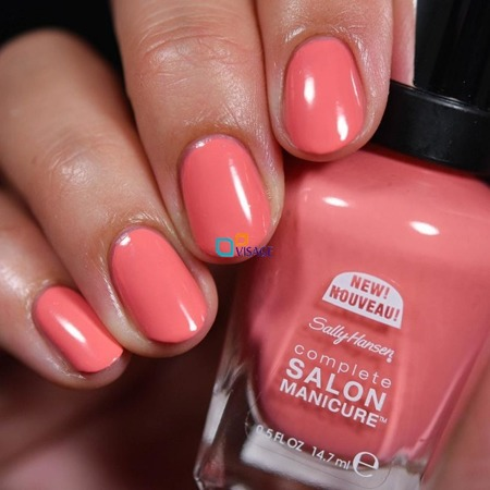 Sally Hansen Salon Complete One in a Melon nr 206