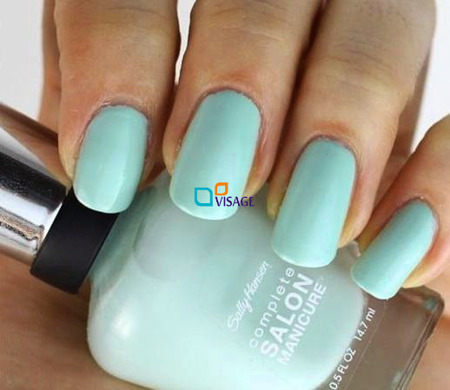 Sally Hansen Salon Complete Pardon My Garden