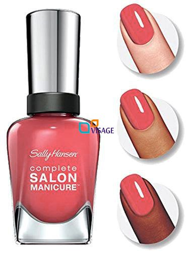 Sally Hansen Salon Complete Poof! Be-gonia nr 462