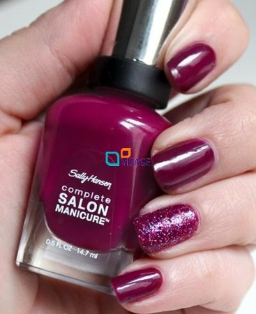 Sally Hansen Salon Complete Ruby Do